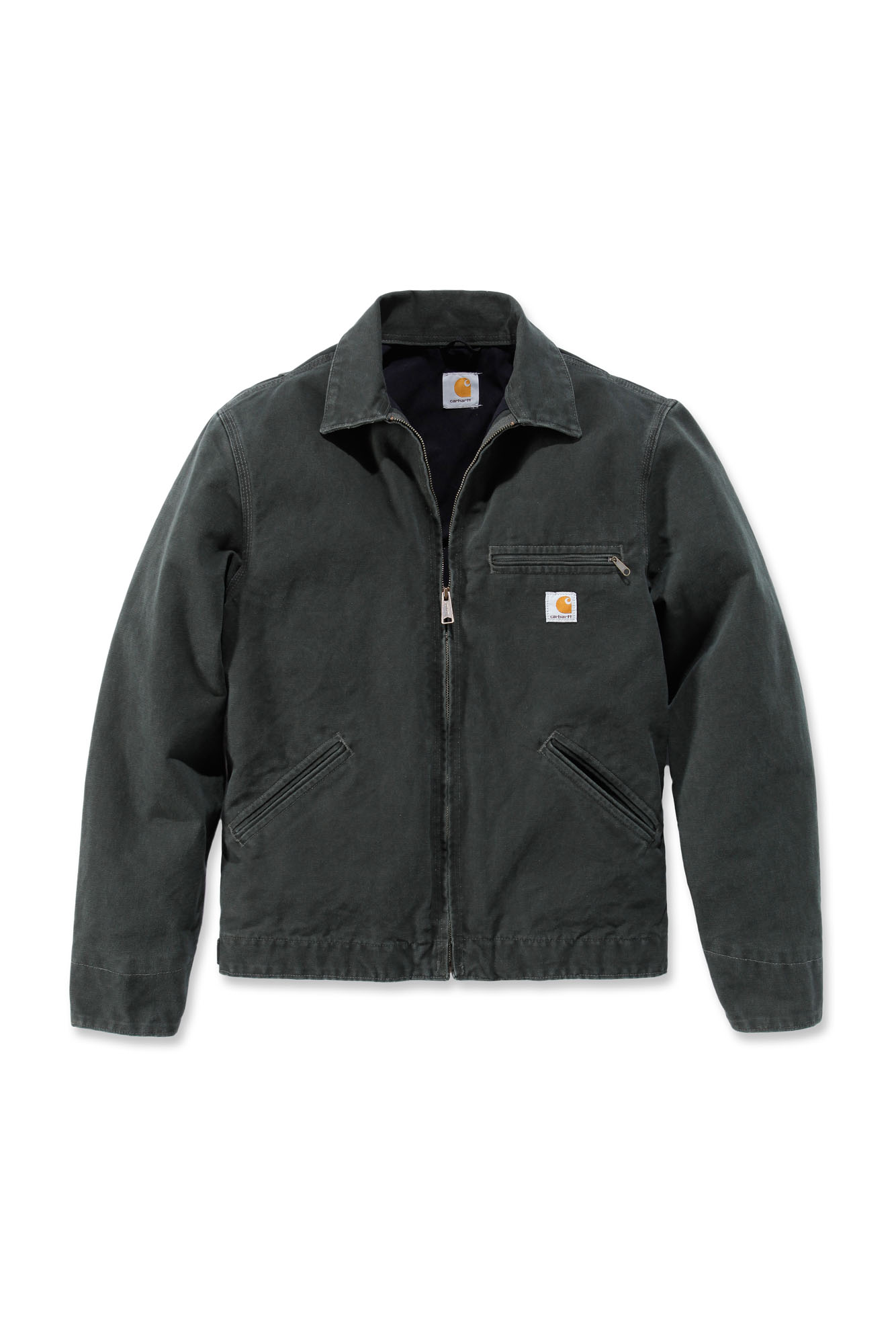 Carhartt EJ196 Lightweight Detroit Jacket Mens New Workwear Coat ...