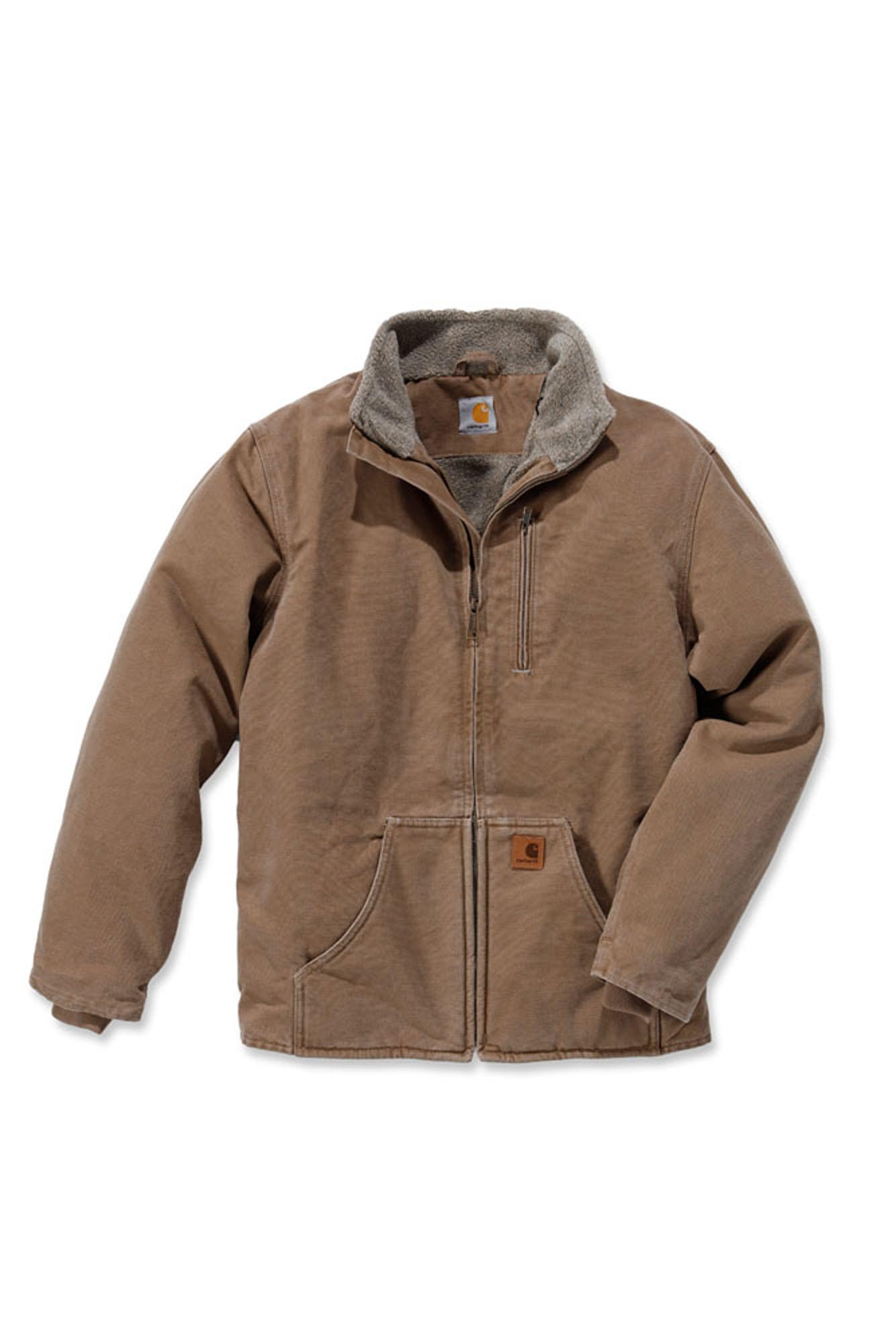 carhartt 100112 muskegon jacket mens new workwear work coat ebay. Black Bedroom Furniture Sets. Home Design Ideas
