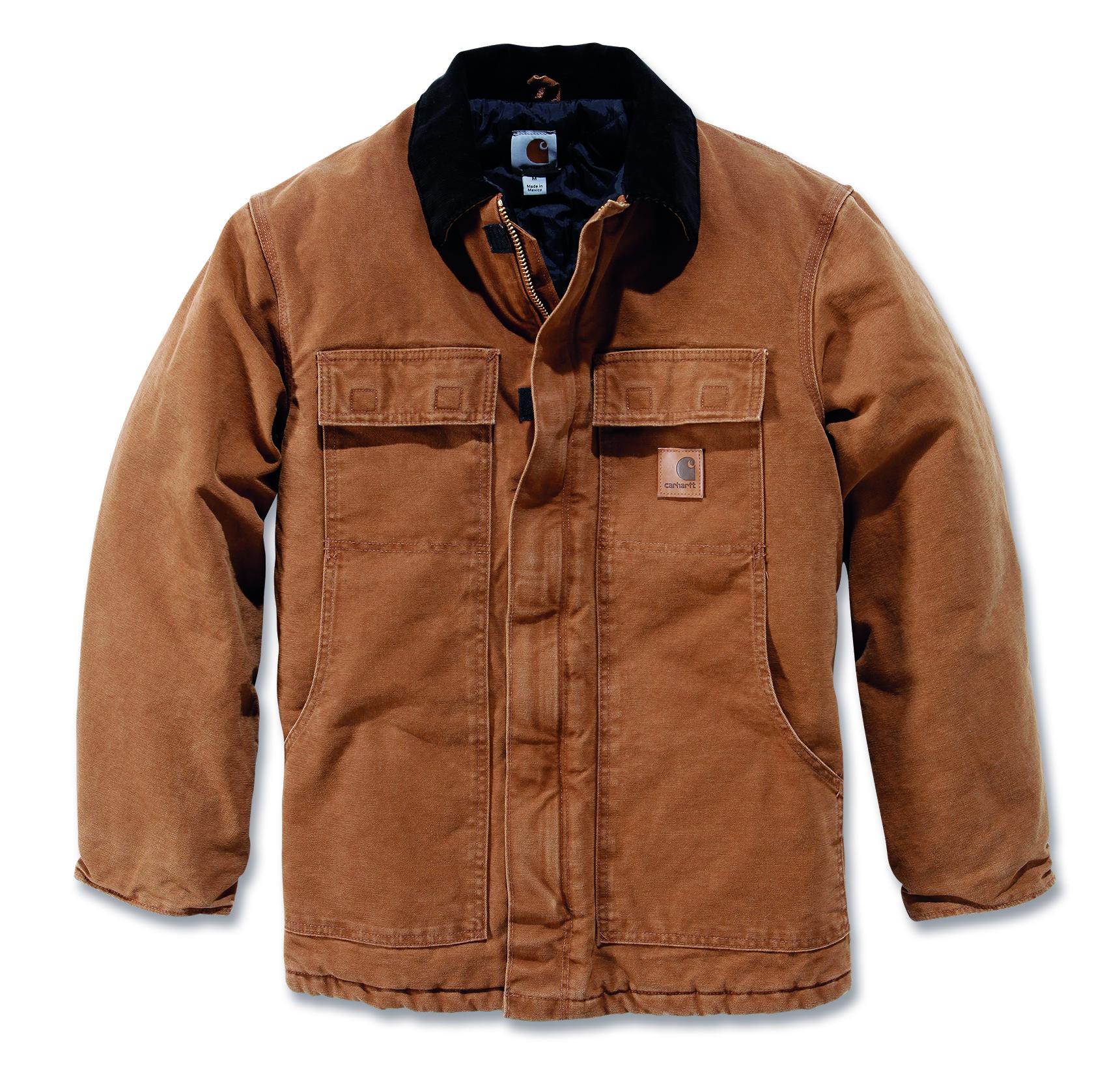 sandstone men Shop carhartt sherpa lined sandstone sierra jacket - mens | 4 star rating on 2 reviews for carhartt sherpa lined sandstone sierra jacket - mens + free shipping over $49.