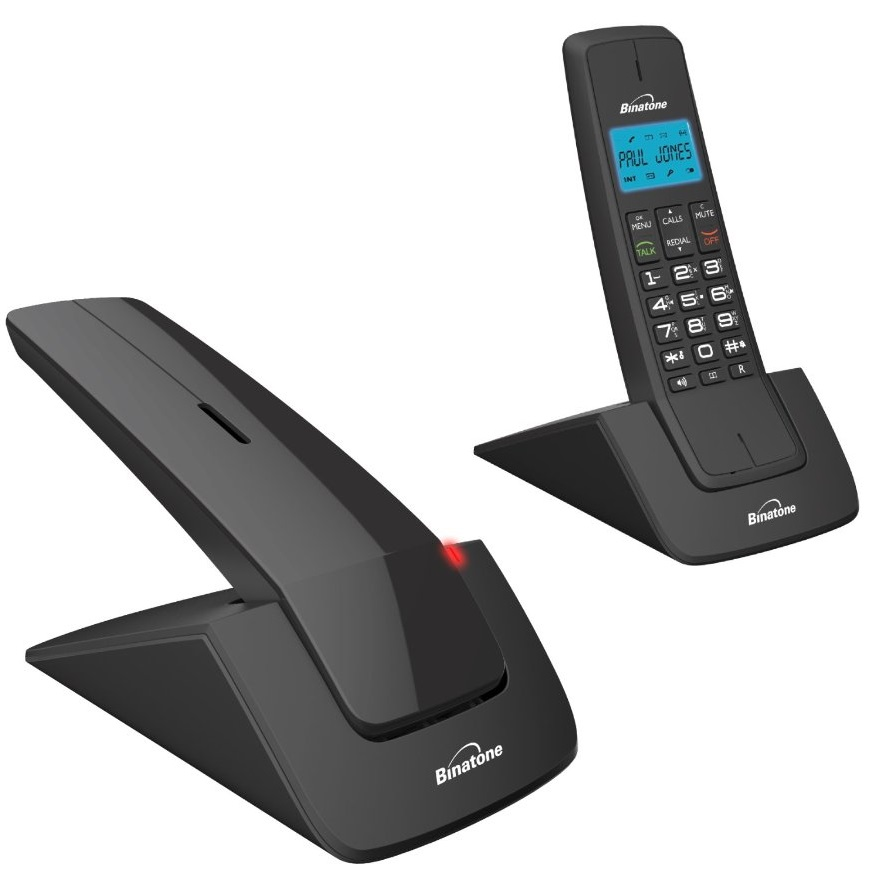 Binatone designer 2115 twin dect home telephones with answer machine 2 phones ebay - Designer cordless home phones ...