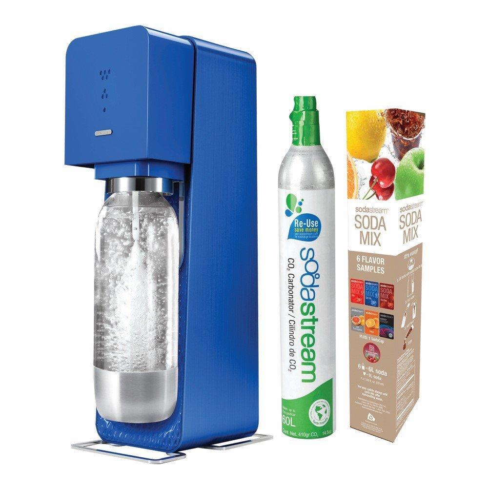 fizzy water machine