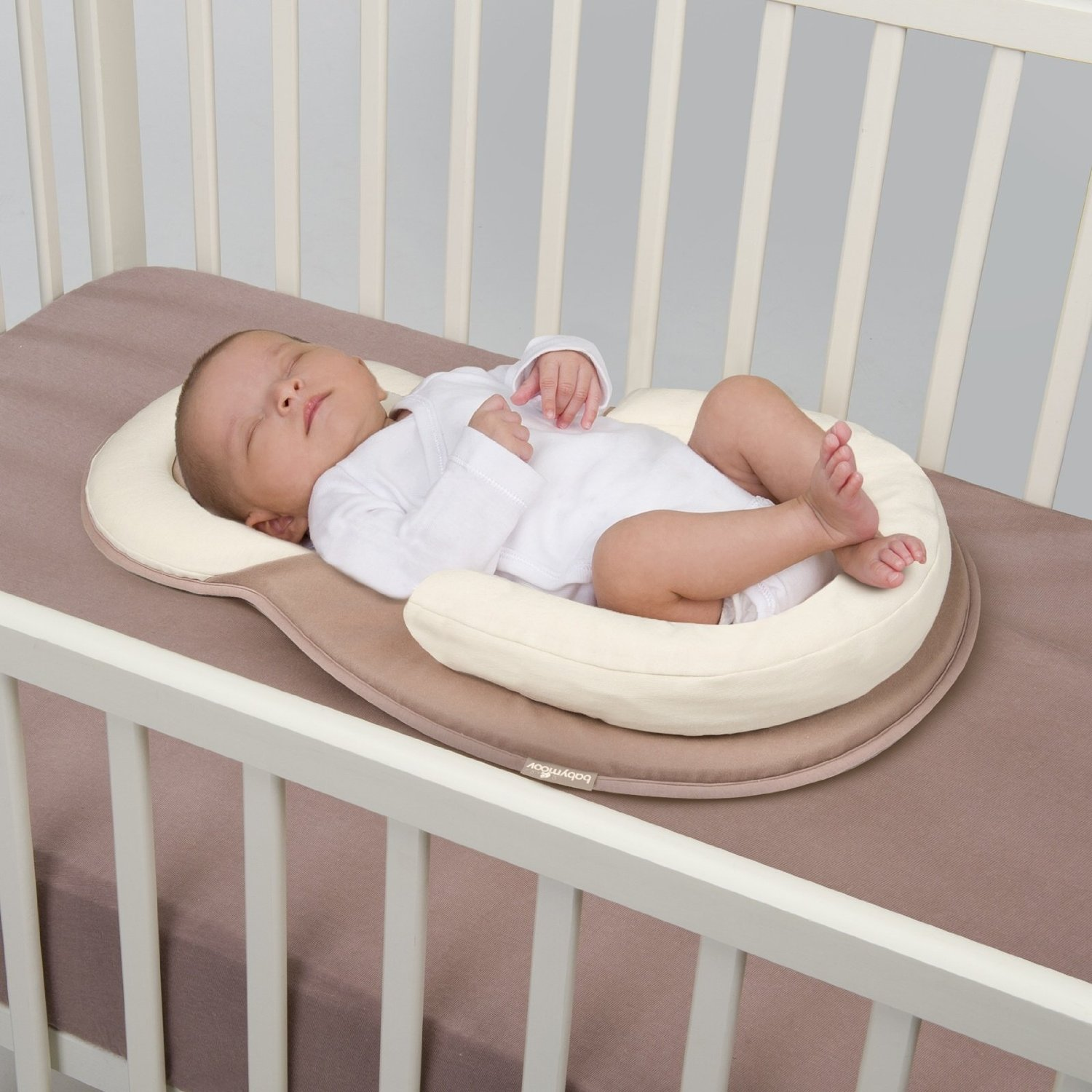Baby bed for reflux - Babymoov Cosysleep Soft Baby Sleep Positioner To Decrease Reflux Colics New