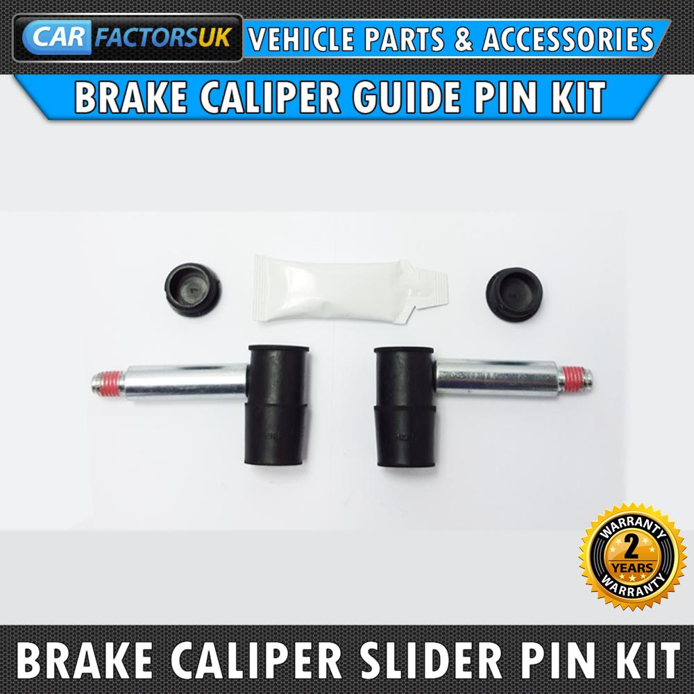 Audi a8 front caliper slider pins guide pins repair kit for Kit per il portico anteriore