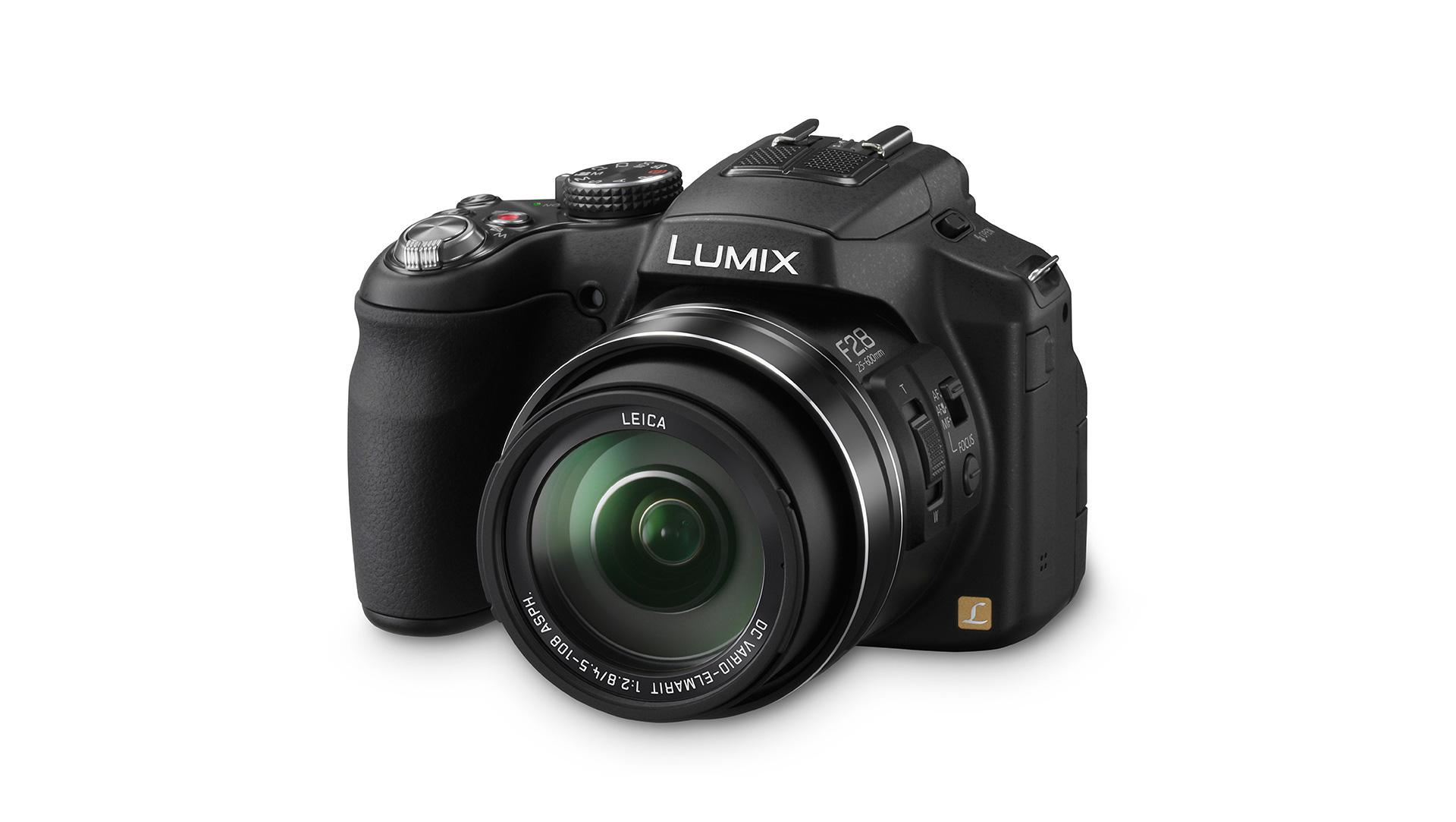 panasonic lumix dmc fz200 digital bridge camera 12 1mp. Black Bedroom Furniture Sets. Home Design Ideas