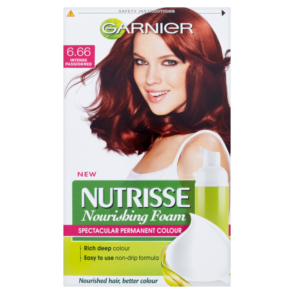 New Hair Colour Fiery Red Discovering Beauty Of 22 Awesome Garnier