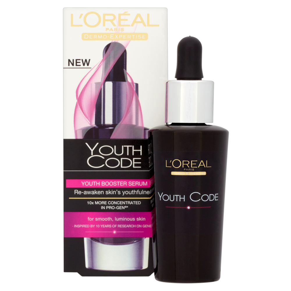 NEW LOREAL DERMO EXPERTISE YOUTH CODE SMOOTHING ANTI