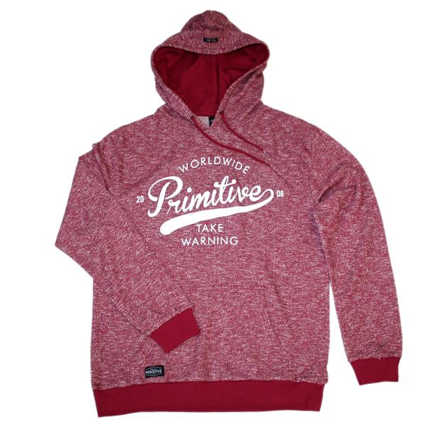 primitive apparel take warning hoodie burgundy clothing ebay
