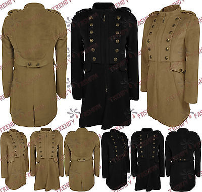 NEW-WOMENS-VICTORIAN-STYLE-WOOL-OVERCOAT-LONG-TRENCH-COAT-WARM-WINTER-JACKET