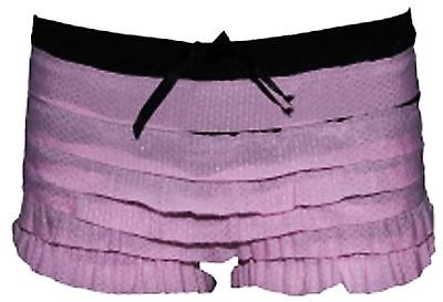 LADIES-SEXY-FRILLY-HOT-PANTS-KNICKERS-SHORTS-WOMENS-BURLESQUE-BRIEFS-PANTIE