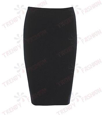 Women's Ladies Off Shoulder CropTop Pencil Skirt Boobtube Bralet Skirt Dress