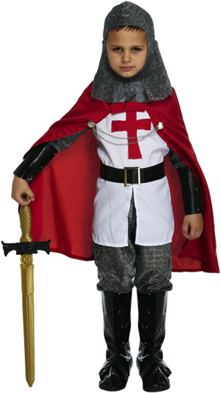 Как сшить костюм рыцаря для мальчика своими руками? 28