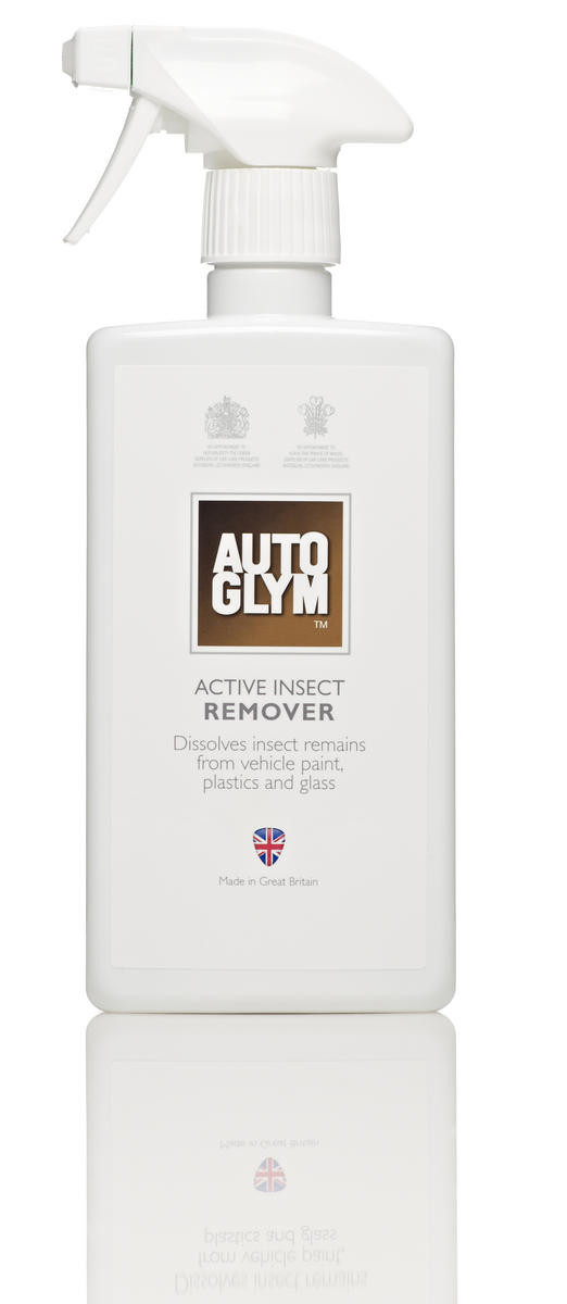 Autoglym AIR500 Car Detailing Cleaning Exterior Active Insect Remover 500ml