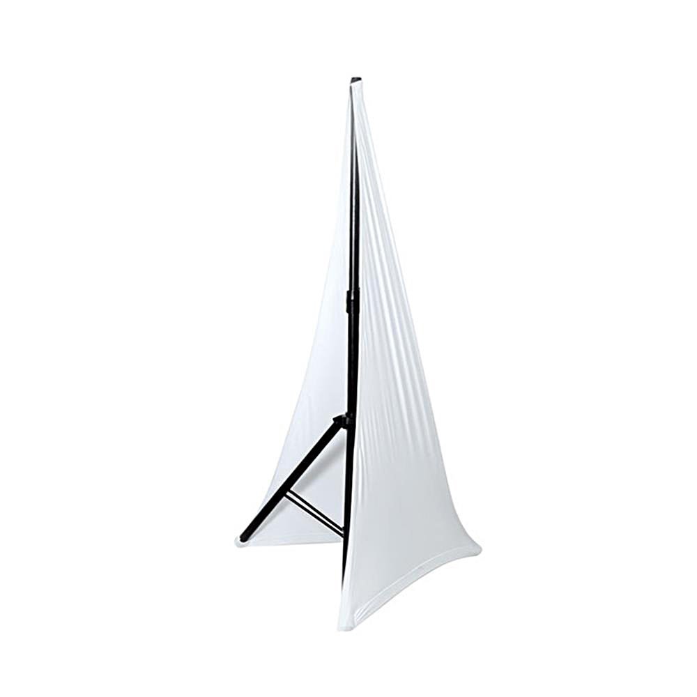 Pyle Pscrimw2 Dj Speaker Light Tripod Stand Scrim Skirt