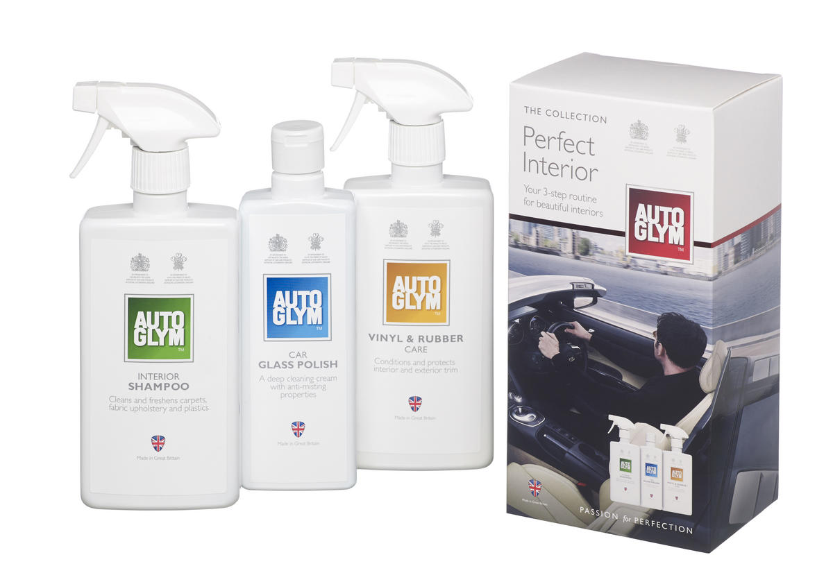 Autoglym VP3SI Car Cleaning Exterior Perfect Interior Collection Kit