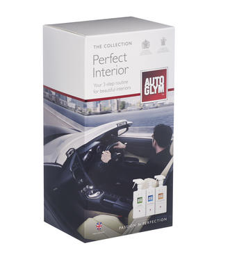 Autoglym VP3SI Car Cleaning Exterior Perfect Interior Collection Kit Thumbnail 2