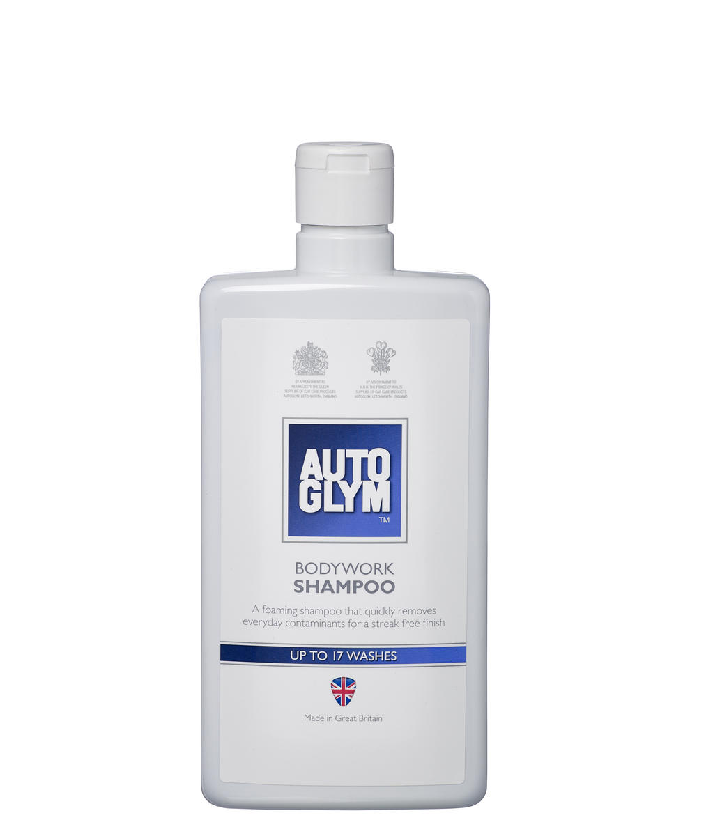 Autoglym BWS500 Car Detailing Cleaning Exterior Bodywork Shampoo 500ml
