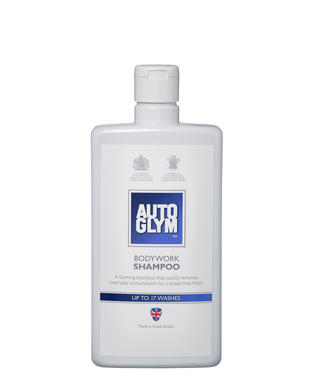 Autoglym BWS500 Car Detailing Cleaning Exterior Bodywork Shampoo 500ml Thumbnail 1