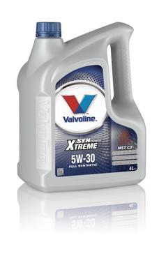 Valvoline 842037 Synpower Xtreme Mst C3 Sae 5W-30 4 Litre Thumbnail 1