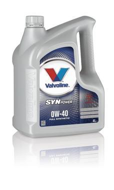 Valvoline VE11227 Synpower Sae 0W-40 4 Litre Thumbnail 2