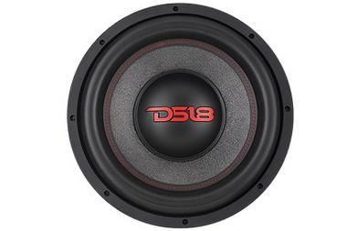 "DS18 HOOL12.4D Hooligan 12"" SPL Competition 6,000 Watt Dual 2 Ohm Subwoofer Single Thumbnail 7"