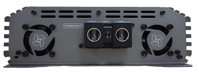 DS18 PRO-FR6000.1 Pro Series Car Audio Monoblock 6000 Watt Amplifier Thumbnail 5