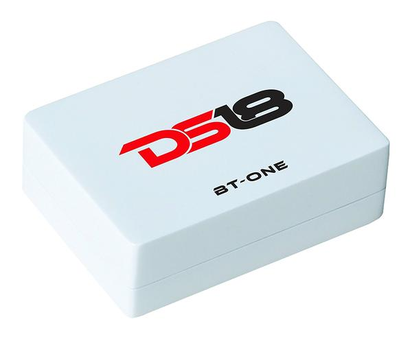 DS18 BT-ONE Car Marine Home Bluetooth Streaming Audio Adapter Single Thumbnail 1