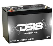 DS18 LT150X Car Audio Lithium Power Cell Battery 150Ah 4000 Watts