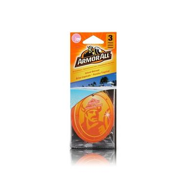 Armorall 17202ML Island Retreat Hanging Air Freshener 3 Pack Thumbnail 1