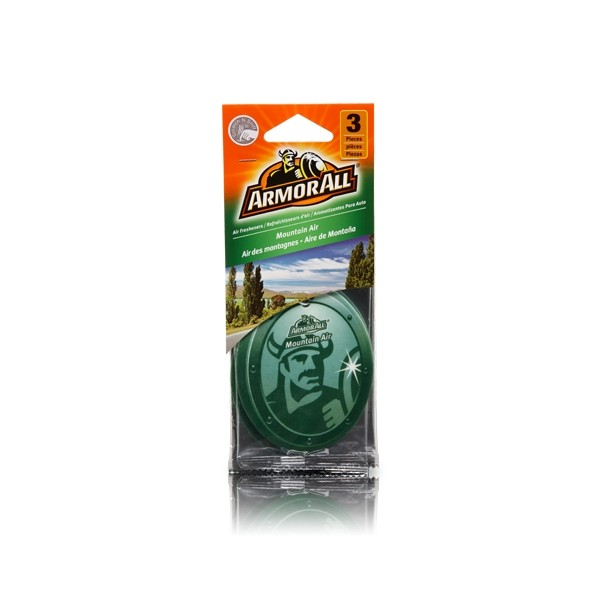 Armorall 78526ML Mountain Air Hanging Air Freshener 3 Pack