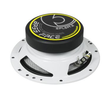 "Bassface SPL6M.2 6.5"" 16.5cm 600w 4Ohm Midbass Driver Car Door Speaker Pair Thumbnail 4"