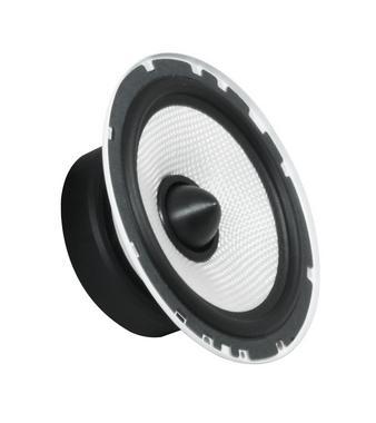 "Bassface SPL6M.2 6.5"" 16.5cm 600w 4Ohm Midbass Driver Car Door Speaker Pair Thumbnail 2"