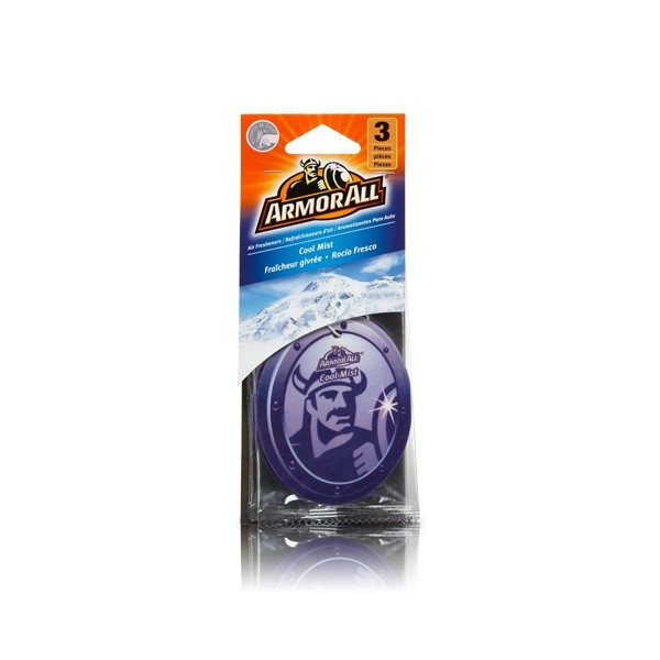 Armorall 78523ML Cool Mist Hanging Air Freshener 3 Pack