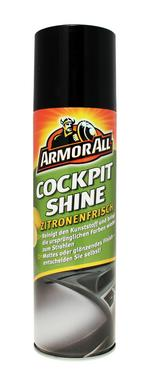 Armorall 85500EN Car Cleaning Detailing Interior Cockpit Lemon Fresh Shine 500ml Thumbnail 1