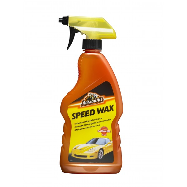 Armorall CLO44500EN Car Cleaning Detailing Speed Wax Trigger 500ml