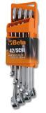 Beta 001420087 Automotive 142 /SC9I 9 Piece Spanner Set