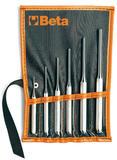 Beta 000310020 Automotive 31 /B6 6 Piece Drift Pin Punches Set