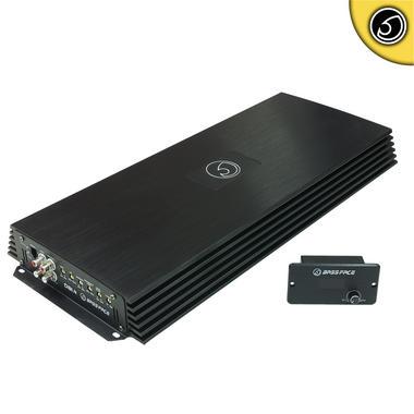 Bassface DB1.4 6000w 1Ohm Class D Monoblock Car Subwoofer Amplifier Bass SPL Amp Thumbnail 1