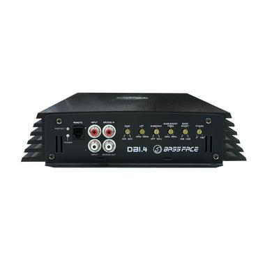 Bassface DB1.4 6000w 1Ohm Class D Monoblock Car Subwoofer Amplifier Bass SPL Amp Thumbnail 4