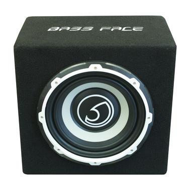 "Bassface POWER10.1 1000w 10"" Inch Active Car Sub Amp Amplifier Powered Bass Box Thumbnail 2"
