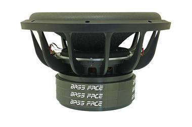 "Bassface SPL15.4 5000w 15"" Inch 38cm 2x2Ohm DVC Subwoofer Thumbnail 5"