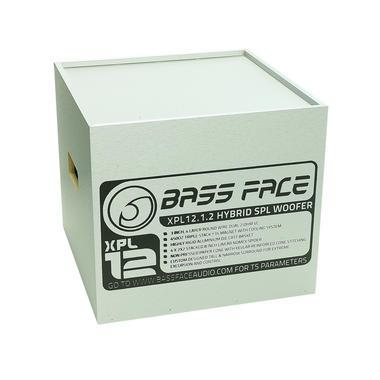 "Bassface XPL12.1 12"" Inch 30cm 7000w Subwoofer 2x2Ohm Extreme SPL SQ Sub Woofer Thumbnail 3"