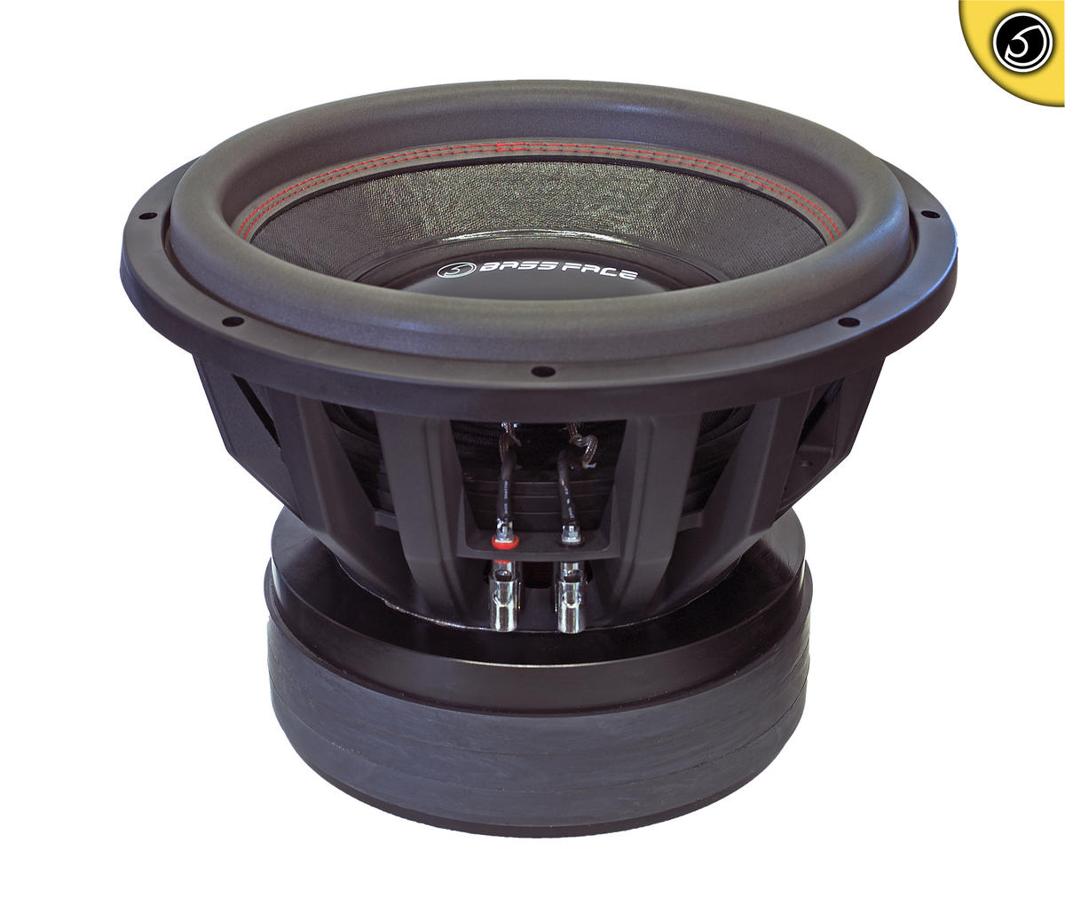 "Bassface XPL15.1SPL 15"" Inch 38cm 10000w Subwoofer 0.7x0.7Ohm Extreme Sub Woofer"
