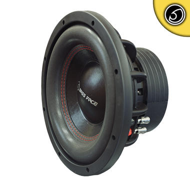 "Bassface SPL10.3 10"" Inch 25cm 1600w Car Subwoofer 2x2Ohm DVC Sub Woofer SPL SQ Thumbnail 1"