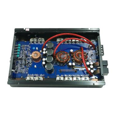 Bassface DB1.2s 3000w 1Ohm Class D Monoblock Car Woofer Amplifier Mono Sub Amp Thumbnail 5