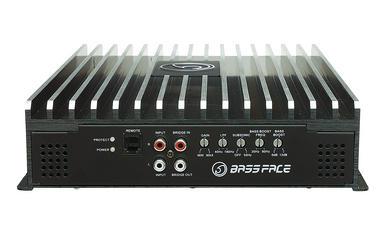 Bassface DB1.2s 3000w 1Ohm Class D Monoblock Car Woofer Amplifier Mono Sub Amp Thumbnail 3