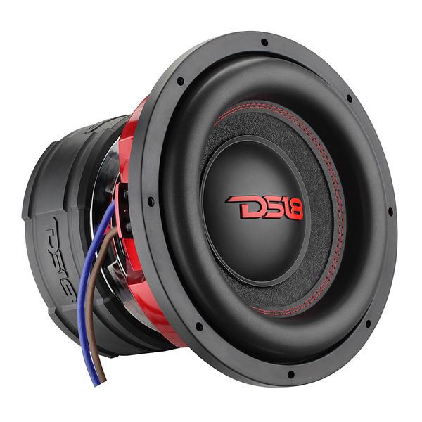 """DS18 HEN12.4D Car Audio 12"""" Competition Subwoofer 3500 Watts DVC 2 Ohm Thumbnail 1"""