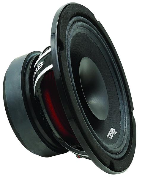 "DS18 PRO-HYBRID8 Car Audio 8"" 400 Watt Mid Range Coaxial Speaker Single Thumbnail 1"