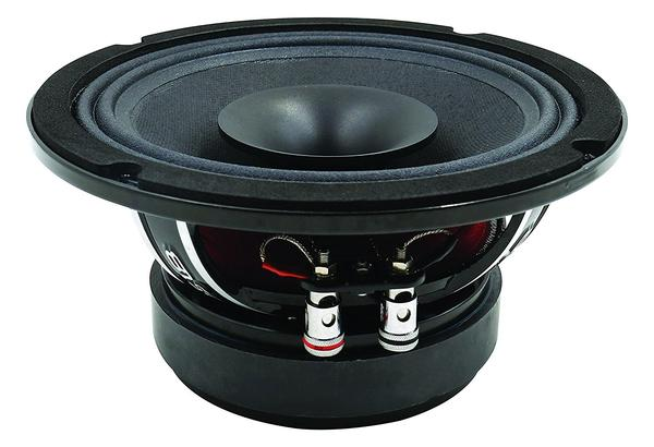 "DS18 PRO-HYBRID8 Car Audio 8"" 400 Watt Mid Range Coaxial Speaker Single Thumbnail 3"