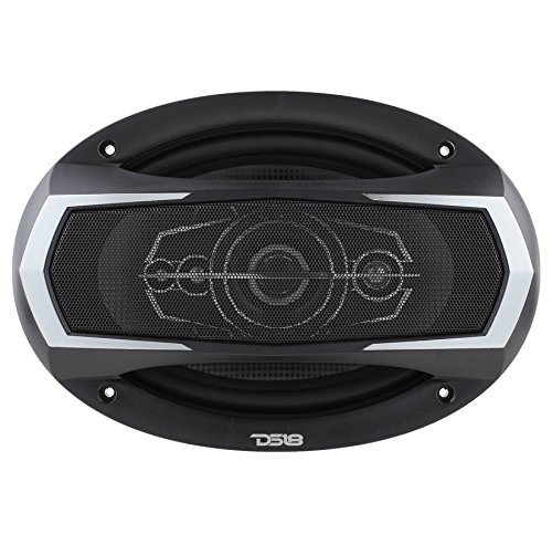"DS18 PKG-36D Marine Stereo CD DVD Radio MP3 6"" 6x9"" Speakers 460 Watts Kit Thumbnail 6"