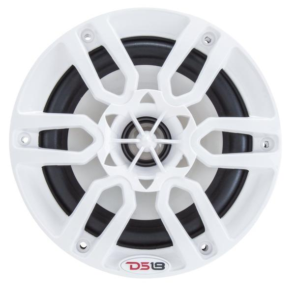 """DS18 NXL6 Marine Outdoor High End 6"""" Coaxial 300 Watts Speakers Pair Thumbnail 3"""
